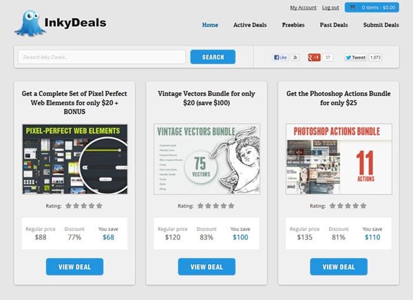 3-Inkydeals-redesign-homepage